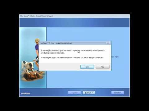 Como baixar instalar e crackear o The Sims 3 Pets (Bem explicado)
