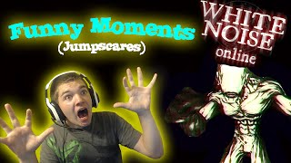 White Noise Online Funny Moments(Lots Of Jump Scares)