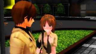 [MMD - Romano and Italy] - Anything You Can Do I Can Do Better