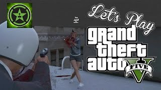 Let's Play - GTA V - The Most Dangerous Game X