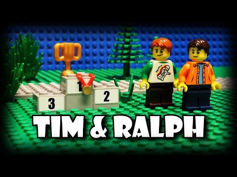 Tim and Ralph: Track and Field