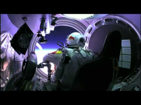 Felix Baumgartner Stratosphere Jump