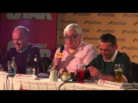 2016 Betfair Cheltenham Preview: Day Four