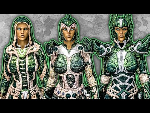 11. Ancient Elves Weapon and Armor Style - Elder Scrolls Online