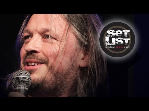 Richard Herring: Crucifixion Surprise Party  – Set List: Stand-Up Without a Net