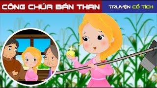 Công Chúa Bán Than   Chuyen Co Tich   Truyện Cổ Tích Việt Nam Hay Nhất 2019