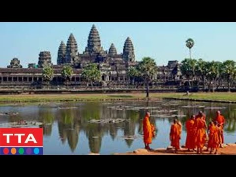 Top Tourist Attractions | Angkor wat temple | Tourism Destination in Cambodia