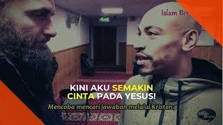 Kini Aku Semakin Cinta Yesus 💥 Kesaksian Muallaf Subtitle Indonesia