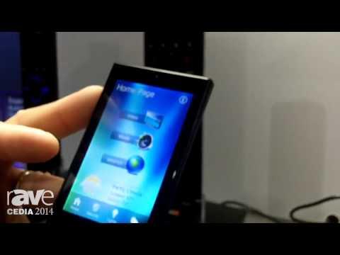 CEDIA 2014: RTI Shows Off New Wireless Controllers: T2i, T2x, T3x Remotes