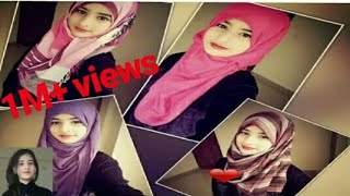 4 Simple and easy hijab styles without under scraf ||Saifa Amreen||