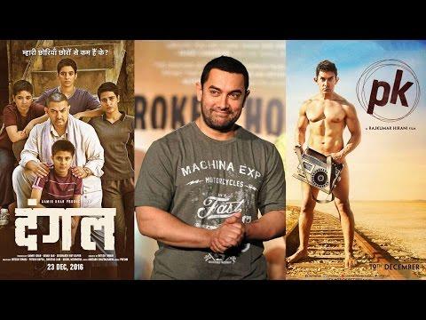 Aamir's Dangal beats his PK as highest grossing indain film YT