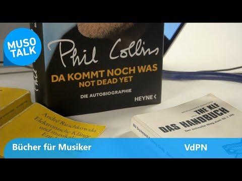 Not Dead Yet und andere Bücher für Musiker - VdPN