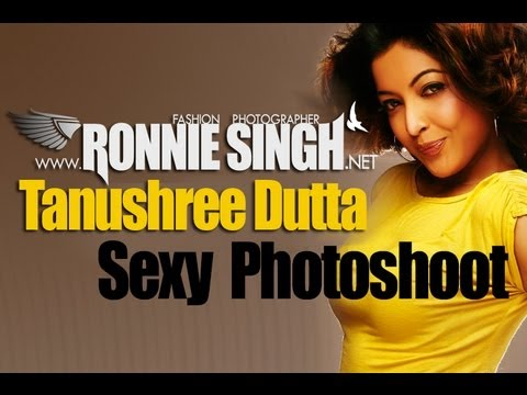 Tanushree Datta Scintillating Hot Photoshoot -  By Ronnie Singh ,bollywood Hungama Exclusive.mp4 video