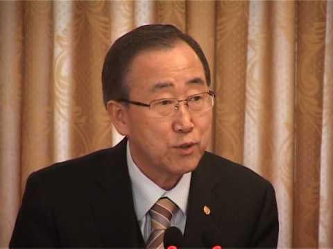 UN chief makes surprise visit to Afghanistan