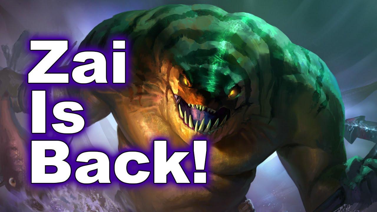 Zai is Back - Pro Dota Kaipi WellPlay Dota 2