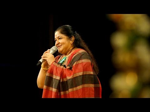 Musical Night With Chitra shilpakala Vedika video