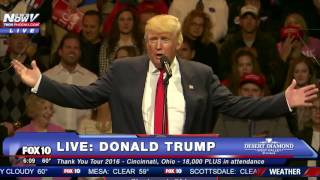 "DONALD TRUMP Calls Out ""Dishonest Media"" BIG TIME - FNN"