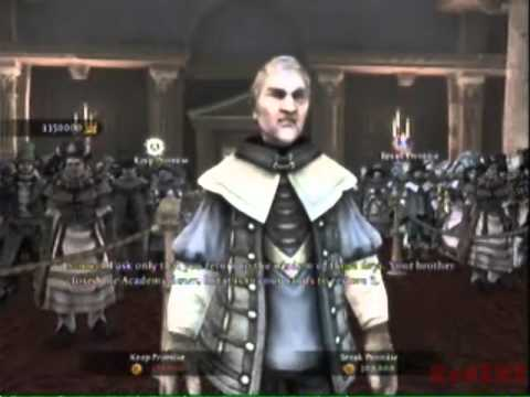 Fable Evil Ending Fable 3 Evil Choices as