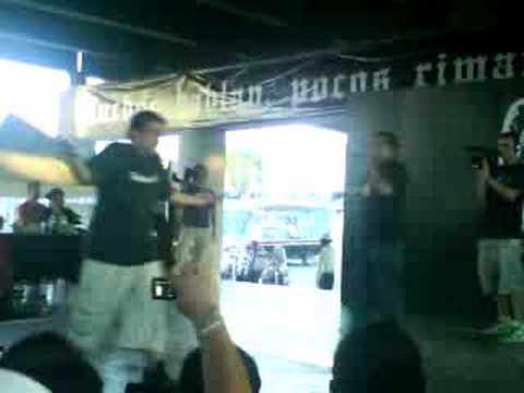 Batalla de Gallos Tanke vs Cheke Video
