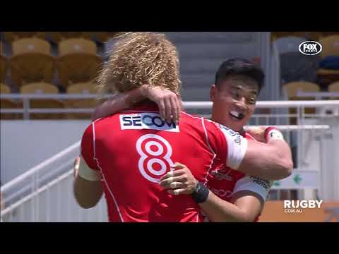 2018 Super Rugby Round 14: Sunwolves vs Stormers