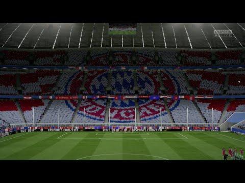 FIFA 15 - Bayern München vs. Schalke 04 @ Allianz Arena (2nd Half)