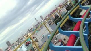Tàu Lượn Siêu Tốc Đầm Sen - Roller Coaster Dam Sen