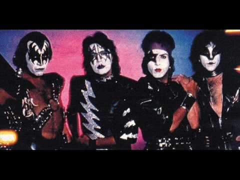Kiss - Partners In Crime