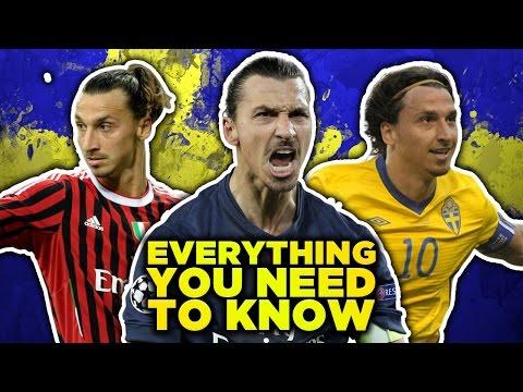 Zlatan Ibrahimović   Everything You Need To Know