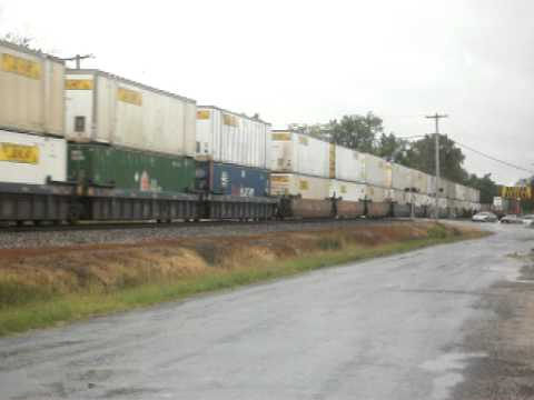 NS 20T (09/24/2010) NS DASH9/ CSXT DASH8S!!!!!!!!!