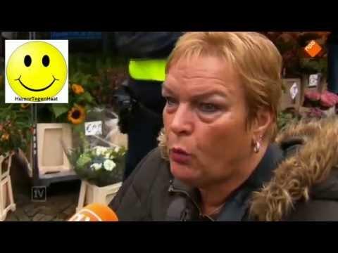 Een bloemetje voor meneer Wilders...