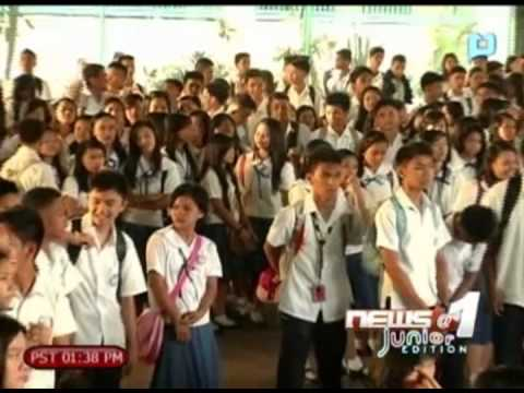 DOST emerge with a recent research about growing malnutrition among students