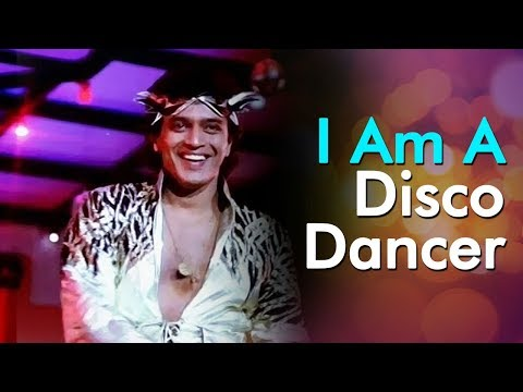 I Am A Disco Dancer - Mithun Chakraborty - Disco Dancer - Bollywood Superhit Songs - Bappi Lahiri video