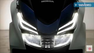 NEW!!! Honda Forza 155cc 2017---UpComing