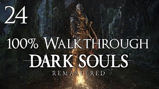 Dark Souls Remastered - Walkthrough Part 24: Demon Ruins + Firesage Demon