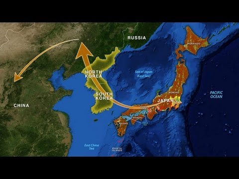 Japan's Geographic Challenge