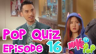 Pop Quiz - Episode 16