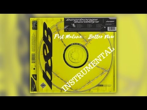 Download Post Malone  Better Now INSTRUMENTAL Reprod by DawiOnDaBeat