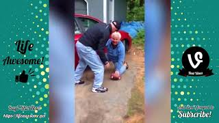 Try not to laugh or grin funny fails