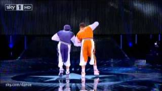 Got To Dance Series 2: Chris & Wes Final Performance Clip