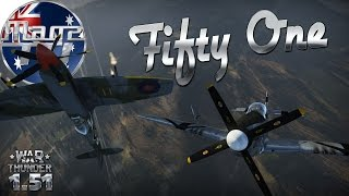 War Thunder - Fifty One