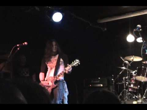 Frank Hannon Band-Walk This Way-Orangevale, Ca 3-25-06