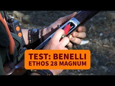 A caccia con Benelli Raffaello Ethos 28