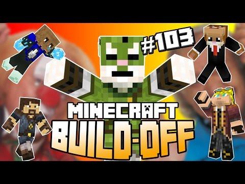 Minecraft Build Off #103 - BASSIE EN ADRIAAN!