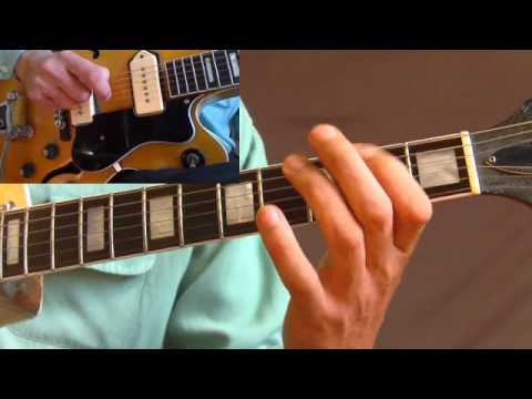 Rockabilly Guitar Lesson - Rockin Gypsy - Joe Maphis and Larry Collins