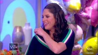 Abby Huntsman's Baby Shower Surprise | The View