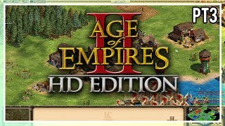 Age Of Empires 2: Single Player Gameplay Part 3 | GROW THE ARMY