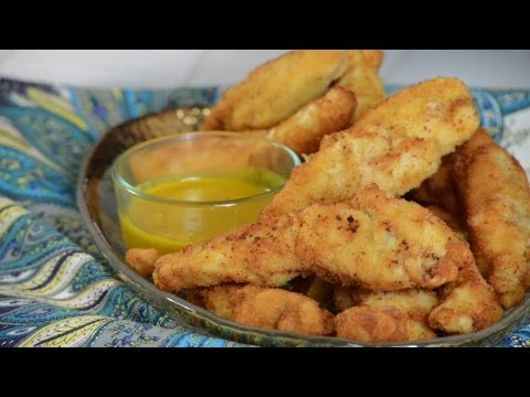 Chicken Strips : Kids Recipe