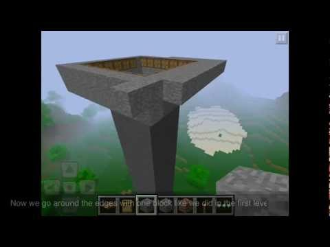 Super effective monster spawner tutorial- Minecraft P.E (0.4.0)