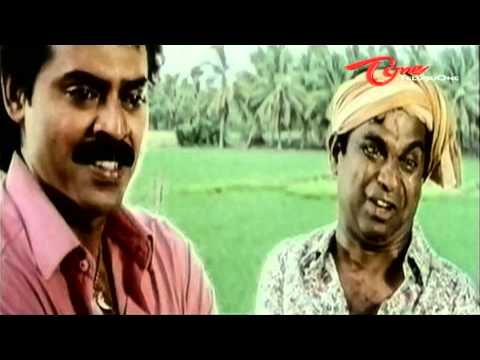 Brahmanandam Comedy Dialogues With Venkatesh