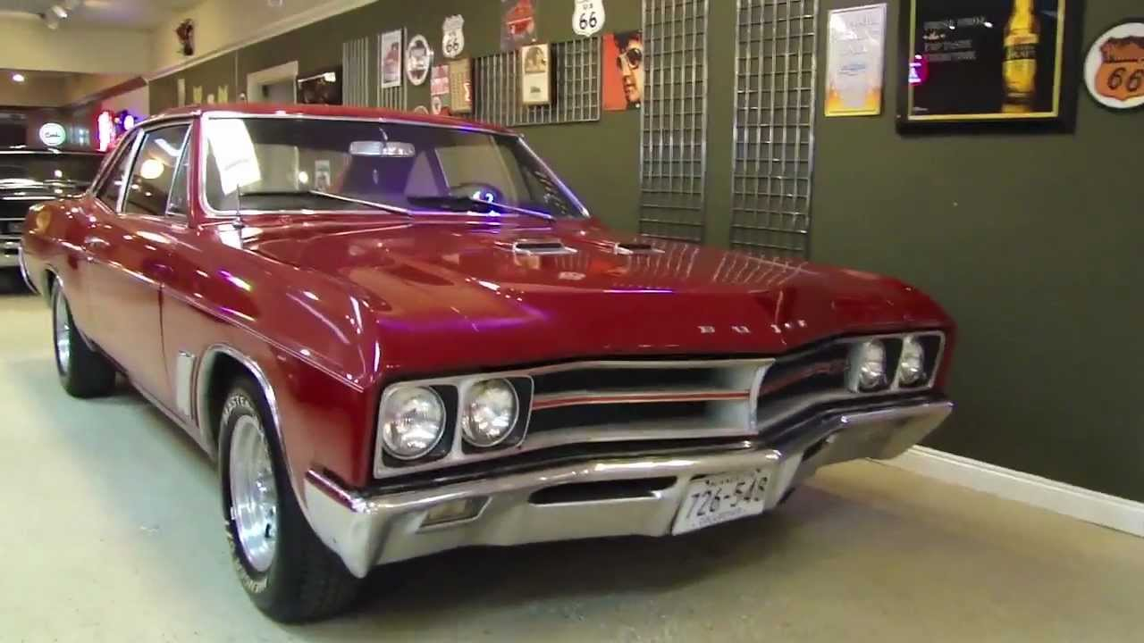 1967 Buick Grand Sport Gs400 For Sale Free Shipping Youtube
